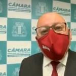 Capturar.JPGkol - 'Não é o momento de liberar atividades presenciais', diz vereador Marcos Henriques - VEJA VÍDEO