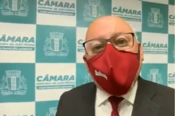 'Não é o momento de liberar atividades presenciais', diz vereador Marcos Henriques – VEJA VÍDEO