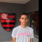 Capturar.JPGqww - Com apenas 12 anos, atleta da cidade de Sousa é aprovado na categoria de base do Flamengo