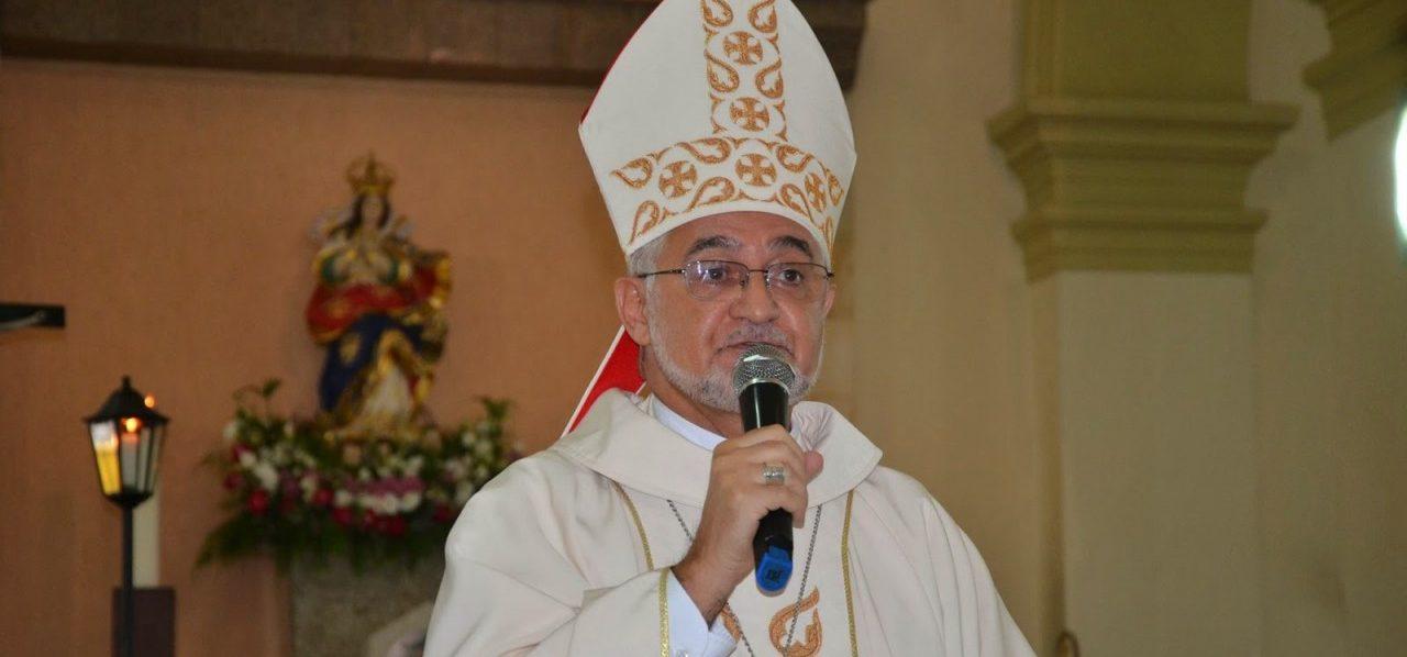 """Dom Delson e1616361476509 - Durante missa, arcebispo da Paraíba critica a postura dos jovens no pior momento da pandemia: """"Não estão percebendo o que está acontecendo no país?"""""""