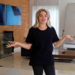 GKAY - 'Lugar incrível': paraibana Gkay troca apê simples por mansão com piscina em São Paulo