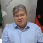 JOAO AZEVEDO LIVE OFICIAL - Governo da Paraíba autoriza construção de 1.500 cisternas em 39 municípios