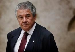 QUEIXA-CRIME: Marco Aurélio manda Câmara votar abertura de processo contra Bolsonaro