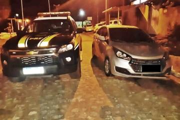 WhatsApp Image 2021 03 02 at 12.09.33 - PRF na Paraíba recupera veículo roubado após troca de tiros