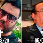 WhatsApp Image 2021 03 05 at 11.31.44 1 - AFLIÇÃO E COMOÇÃO! Covid-19 tira a vida de neto e avô, no mesmo mês, em anos diferentes na Paraíba