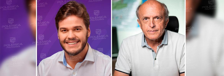 Geraldo Medeiros rebate críticas de Bruno Cunha Lima após novos dados da covid-19 no estado: