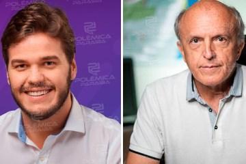 """Geraldo Medeiros rebate críticas de Bruno Cunha Lima após novos dados da covid-19 no estado: """"Neófito em gestão pública"""""""