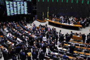 câmara 300x199 - Líderes atuam na Câmara para manter texto da PEC Emergencial aprovado pelo Senado