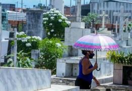João Pessoa tem números de enterros por Covid-19 triplicados no mês de Março