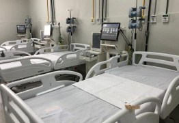 SÓ EM UPAS: João Pessoa tem 26 pacientes esperando leitos e UTI de enfermaria Covid-19