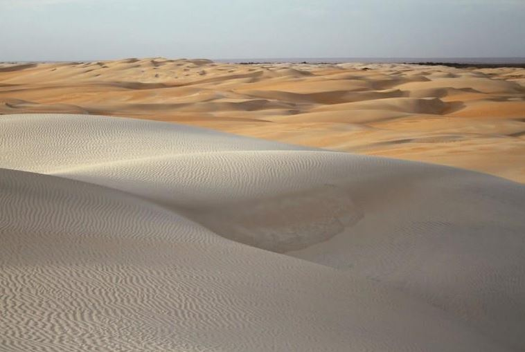 dunas - Nordeste tem 9 destinos turísticos inusitados - CONFIRA