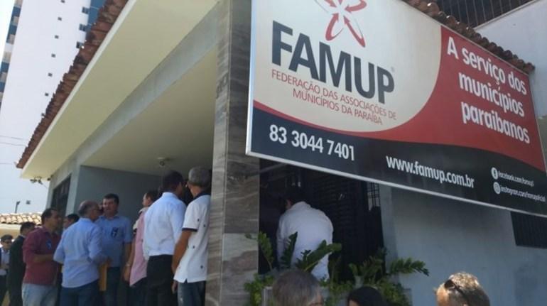 famupparaiba2 - Famup alerta gestores para atualização de cadastro no sistema do Programa Dinheiro Direto na Escola