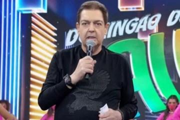 """faustão - """"Despedido"""", Faustão deve embolsar quase R$ 40 milhões da Rede Globo"""
