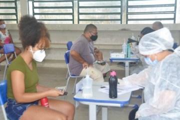 foto Ivomar Gomes Pereira 7 578x350 1 - Centro de Testagem para Covid-19 passa a funcionar apenas em Mangabeira