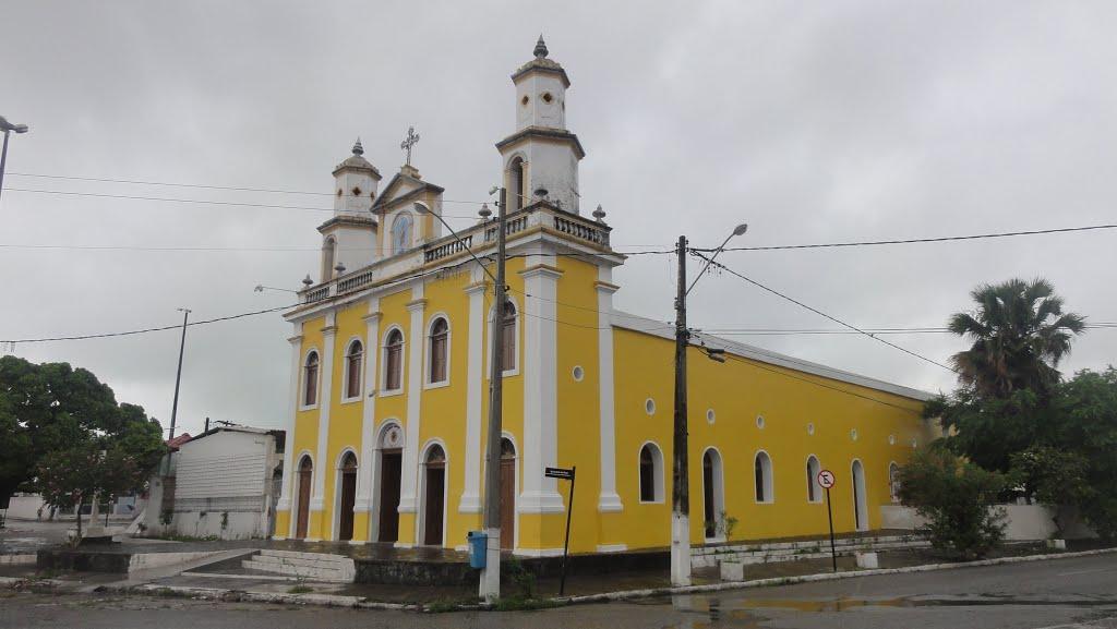 igreja cabedelo - Prefeitura de Cabedelo reconhece atividade religiosa como essencial e libera realização de missas e cultos na cidade - VEJA DECRETO