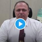 imagem 2021 03 04 223048 - 'Não somos máquina de fabricar soluções', diz Pazuello em dia de recorde de mortes - VEJA VÍDEO