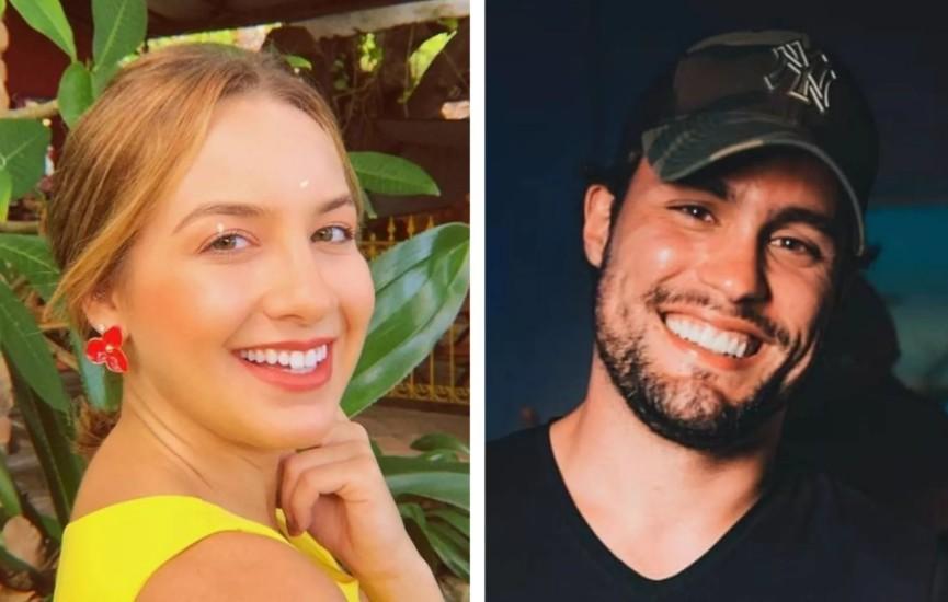 imagem 2021 03 29 220740 - Noiva de Gabriel Diniz que faleceu em 2019 assume namoro com colega do cantor