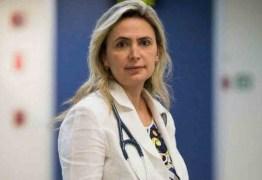 Filha de José Maranhão torce por Ludhmila Hajjar no Ministério da Saúde; médica acompanhou tratamento do ex-senador em SP