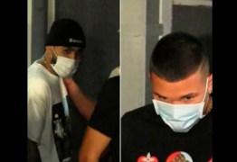 Gabigol e Mc Gui são detidos pela polícia em operação que fechou cassino clandestino