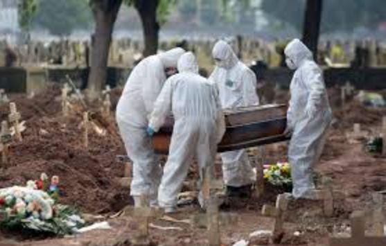 mortes - DOR MULTIPLICADA: Brasil bate novo recorde com 3.650 mortes por Covid-19 em 24 horas