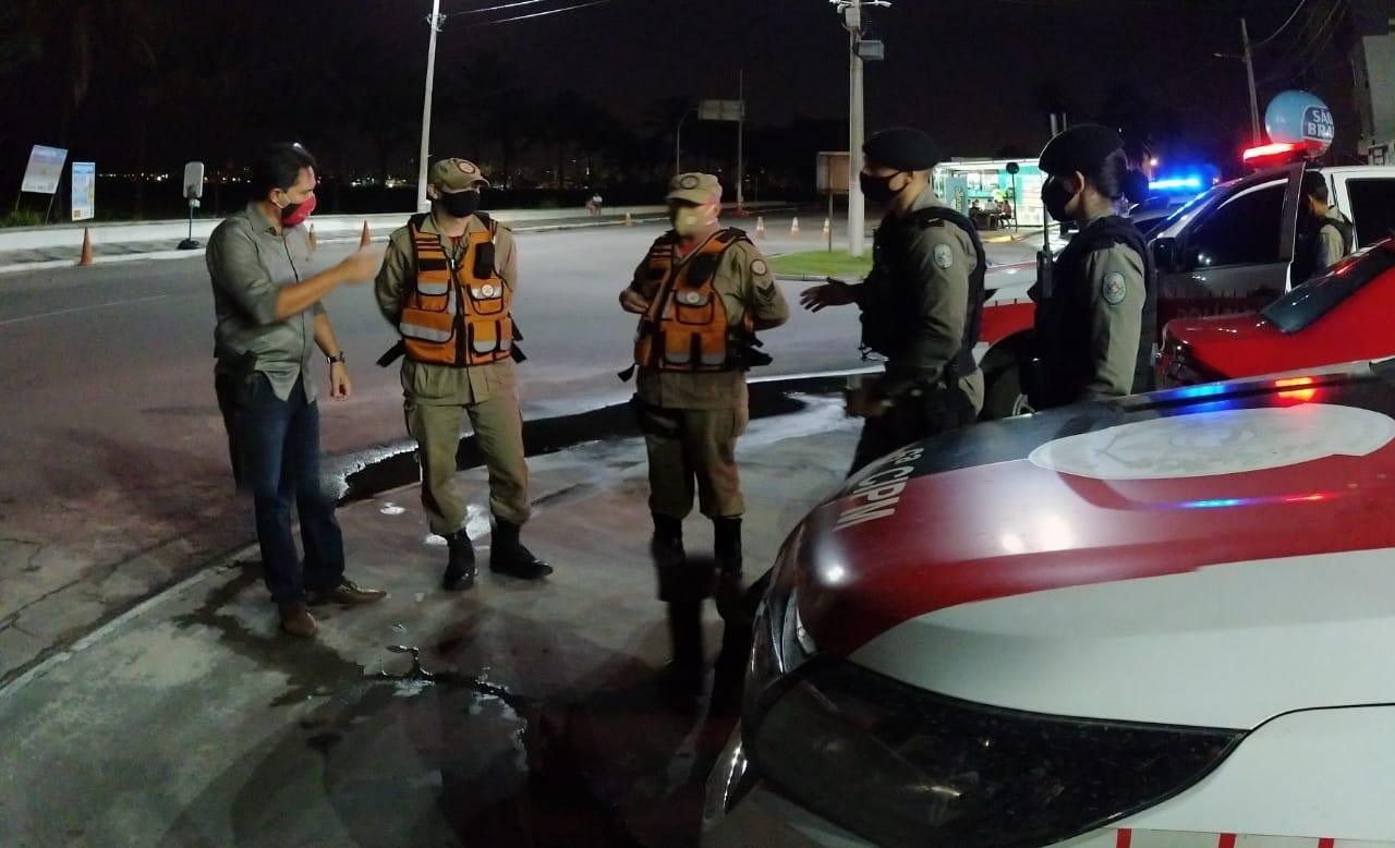 operacao - FISCALIZAÇÃO: Paraíba registra 33 presos por descumprimento de medidas de isolamento - VEJA DADOS