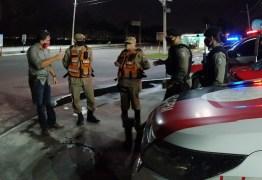 FISCALIZAÇÃO: Paraíba registra 33 presos por descumprimento de medidas de isolamento – VEJA DADOS