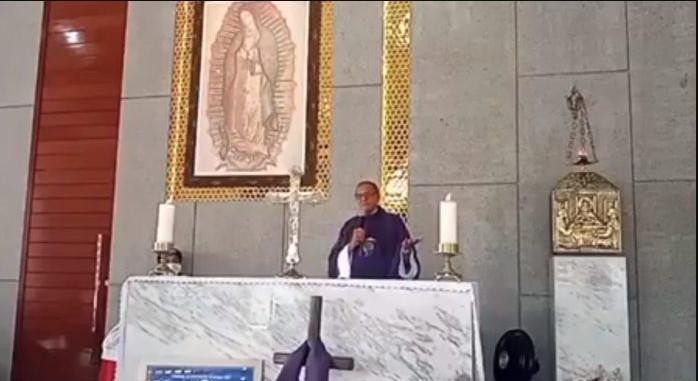 padre - Discurso de padre sobre Bolsonaro 'não representa Igreja', diz Diocese de Guarabira