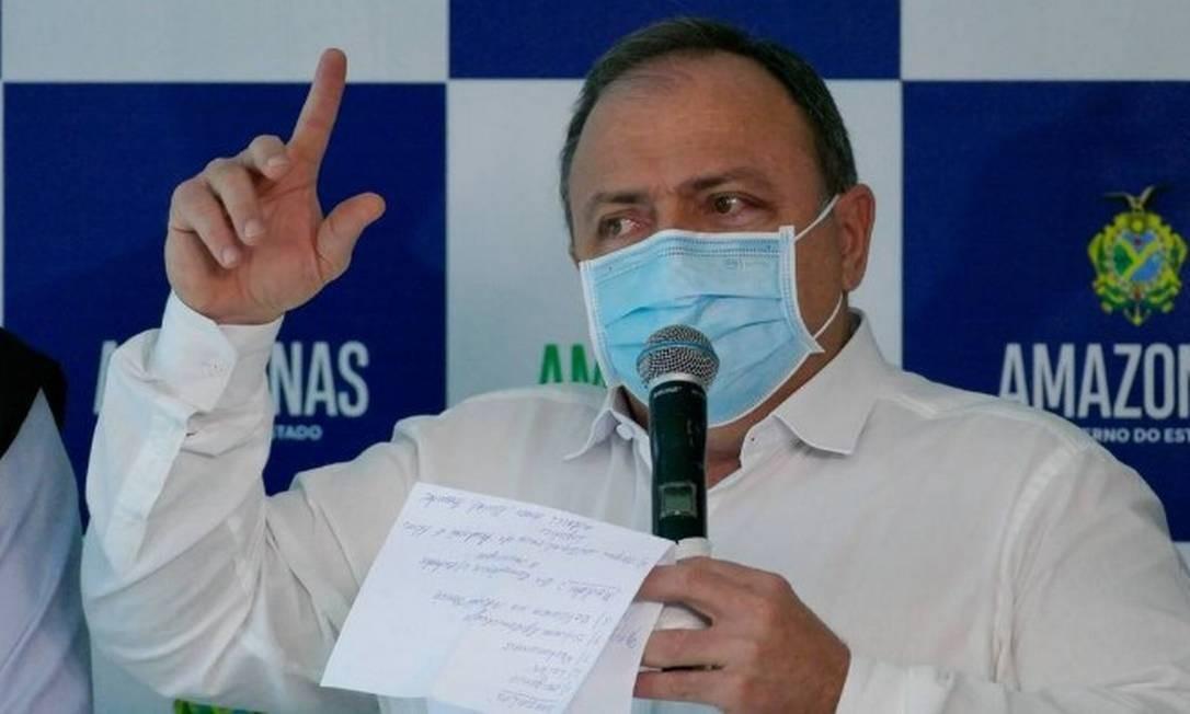 44 PROCURADORES: MPF recomenda a Pazuello que adote medidas nacionais de isolamento social