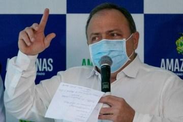 pazuello - 44 PROCURADORES: MPF recomenda a Pazuello que adote medidas nacionais de isolamento social