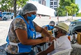 Saúde alerta que mais de 70 mil pessoas ainda não tomaram a segunda dose da vacina contra Covid-19 na Paraíba