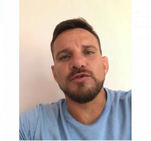 vereador - Após academia ser alvo da 'Operação Previna-se', vereador Tarcísio Jardim se pronuncia e esclarece fatos - VEJA VÍDEO