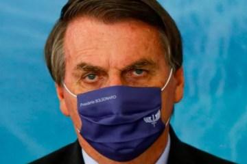 1255 - 'Impressionante como só se fala em vacina, né?', diz Bolsonaro em tom irônico - VEJA VÍDEO