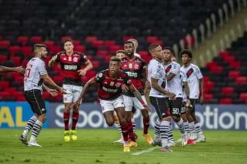 Flamengo joga para se manter imbatível contra o Vasco na era 'outro patamar' e visa recorde