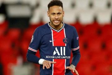 2021 04 14T111250Z 1 LYNXMPEH3D0NW RTROPTP 4 FUT CCAMP NEYMAR RENOVACAOPSG - Homem é preso após pular muro da casa de Neymar na França
