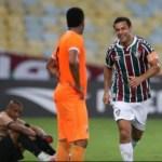 """33 - Fred comemora histórico gol 400 da carreira e Kayke brinca com a própria contagem: """"Faltam 398"""""""
