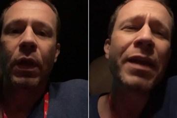 "8hy7g50gq26eccq7dacadhp4u - Tiago Leifert perde a paciência ao ser acusado de privilegiar brother: ""Absurdo"""