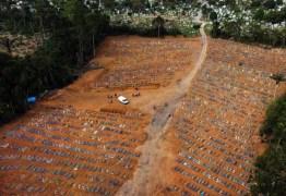 Brasil tem 3.481 mortes por covid em 24 h e supera 14 milhões de casos