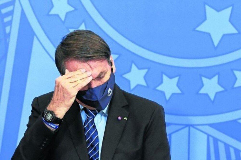 Bolsonaro 1 1 - Artistas dos EUA e Brasil pedem a Biden que não feche acordos com Bolsonaro