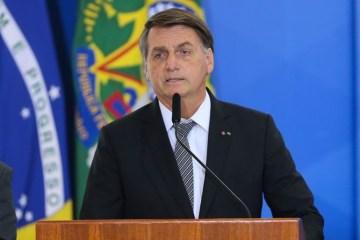 """Bolsonaro chama de """"porcaria"""" o projeto de lei para legalização da maconha com fins medicinais"""