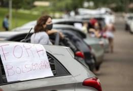 EM JP: Movimentos políticos e sociais convocam a população para carreata em protesto contra Bolsonaro