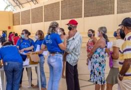 SUCESSO DA VACINAÇÃO: Internação de idosos acima de 60 anos cai 11% na Paraíba