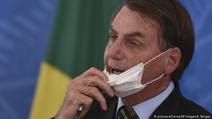 JAIR BOLSONARO 1 - CPI DA COVID: equipe levanta mais de 200 falas negacionistas de Jair Bolsonaro