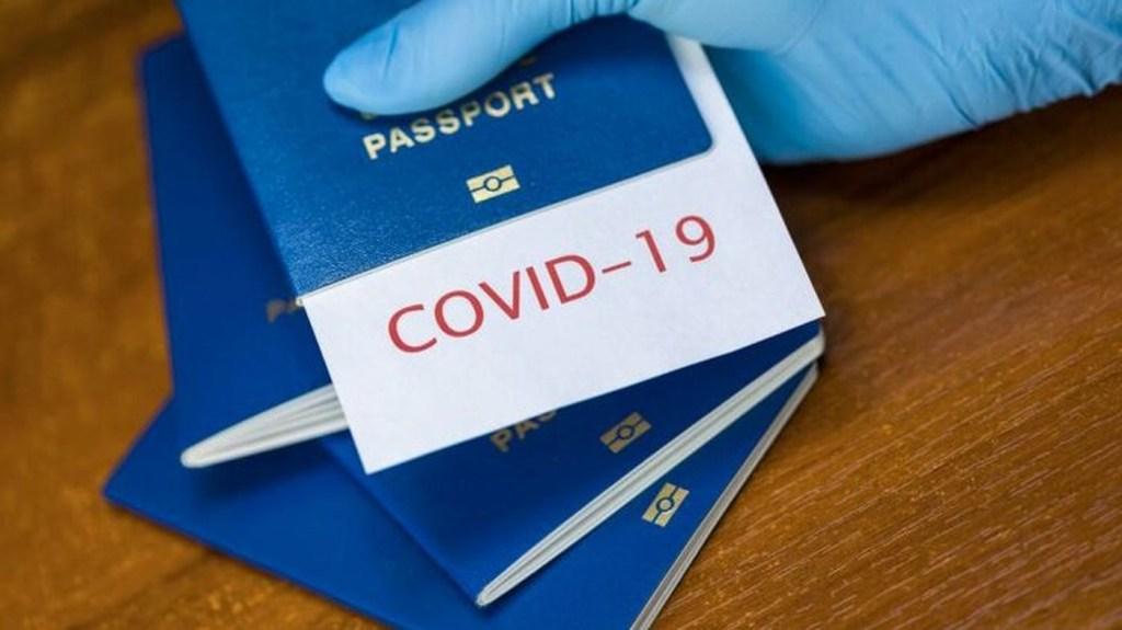 Passaport da vacina 1024x575 - IDENTIFICAÇÃO: Conselho Estadual de Saúde sugere criação de 'Passaporte Covid'