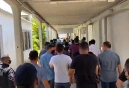 Após confusão em protesto de representantes da construção civil, PMJP lamenta ocorrido e reitera que está aberta ao diálogo