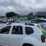 WhatsApp Image 2021 04 11 at 13.11.40 - Bolsonaristas realizam 'Marcha da Família' nas ruas de João Pessoa neste domingo