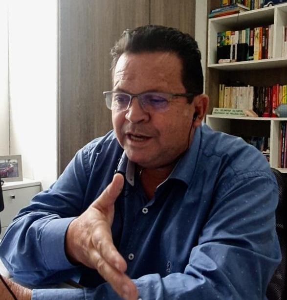 WhatsApp Image 2021 04 14 at 11.57.10 - Olimpio cobra ao prefeito a remessa do Projeto sobre a renovação das subvenções sociais para as Entidades de Caridade