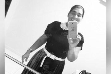 Marta Lima, irmã do vereador Toinho Pé de Aço, faleceu vítima da Covid-19