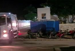 O TRABALHO CONTINUA: Beta Ambiental e Limpebras colocam os carros nas ruas após a decisão do TCE e iniciam a coleta domiciliar em João Pessoa – VEJA VÍDEO
