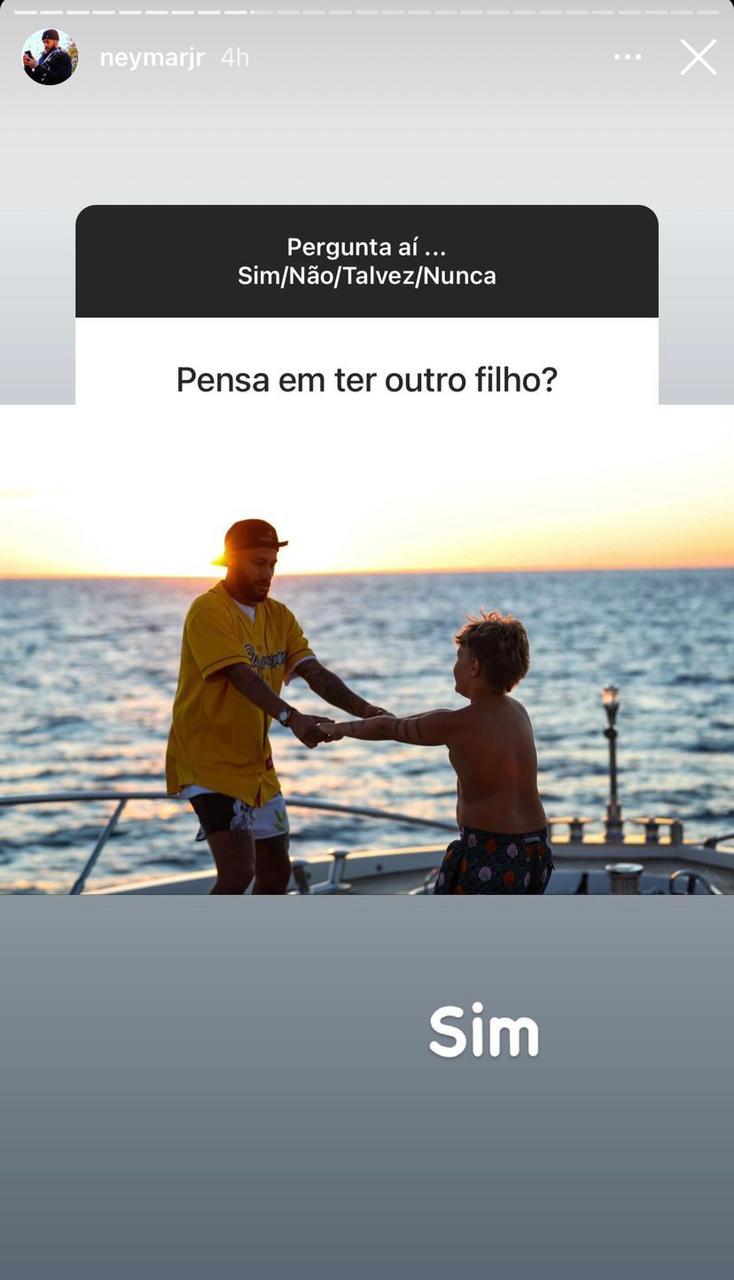 """WhatsApp Image 2021 04 19 at 15.49.30 - APAIXONADO?! Neymar revela estar """"interessado em alguém"""""""