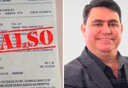 Criminosos usam nome de vereador Dinho para aplicar golpes em aplicativos de vendas e mensagens